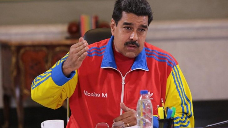 nicolas maduro. vicepresidentes. version final