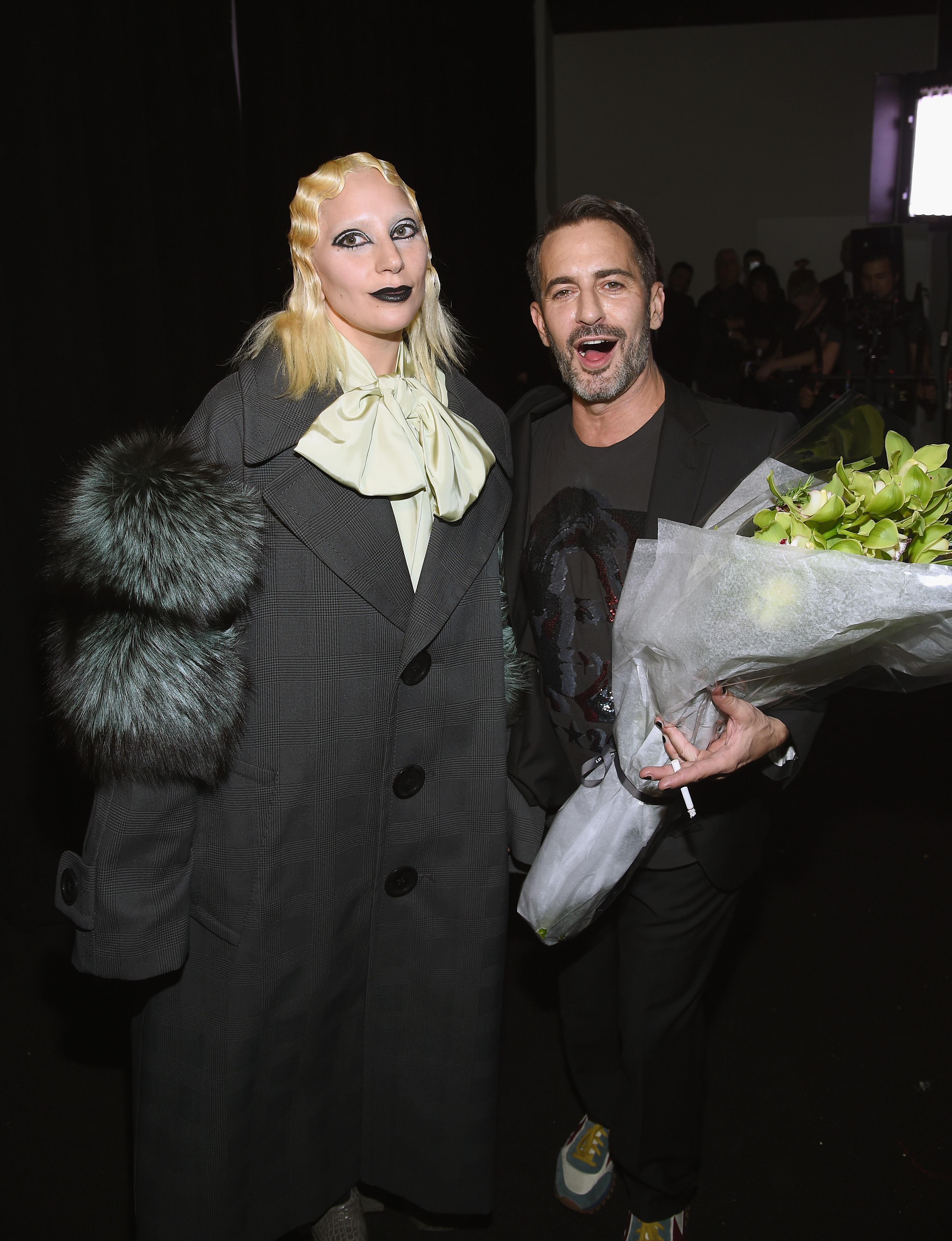 Marc Jacobs Fall 2016 Show – Backstage