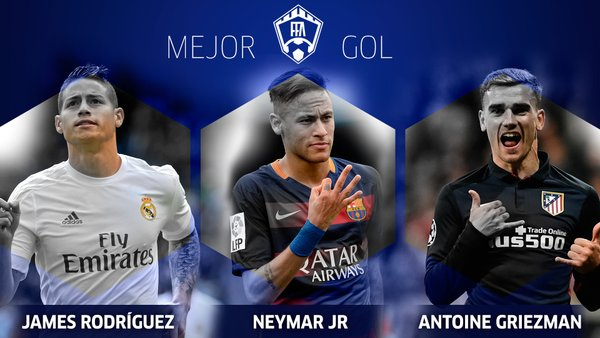 Marca Facebook Awards Gol Version Final