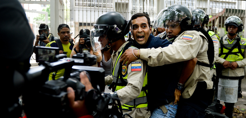 Violencia Venezuela Protestas Version Final