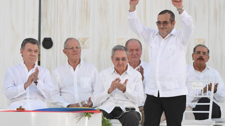 COLOMBIA-CONFLICT-PEACE